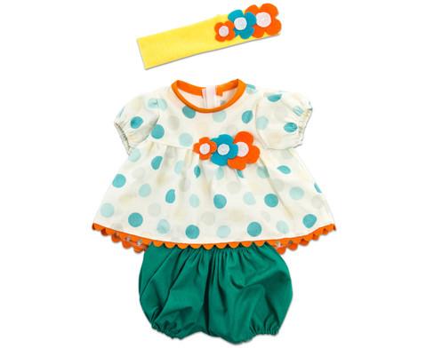 Puppenkleidung Sommer Maedchen