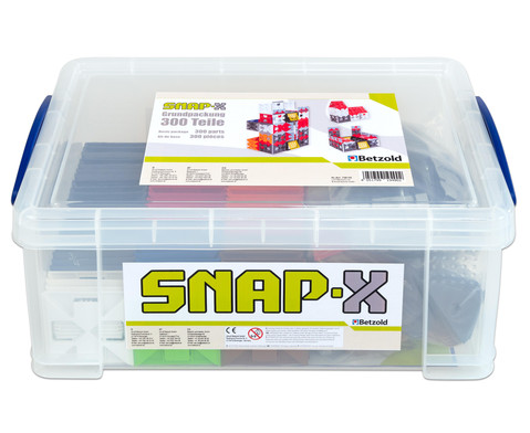 SNAP-X Grundpackung 300 Teile-9