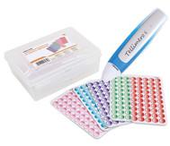 Tellimero und Sticker-Komplett-Set