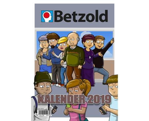 Cartoon-Kalender fuer Lehrer und Lehrerinnen