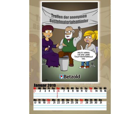 Cartoon-Kalender fuer Lehrer und Lehrerinnen-3