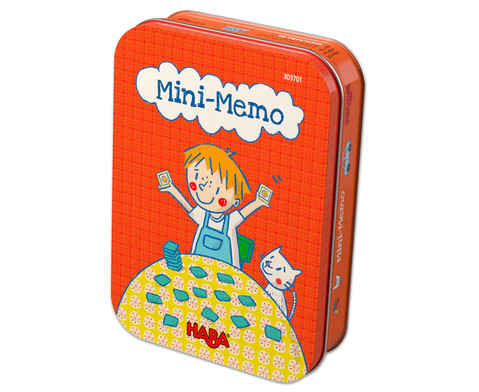 HABA Mini-Memo