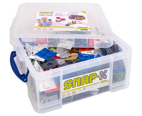 SNAP-X Starterset Midi 500 Teile