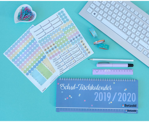 Tischkalender Schule-2