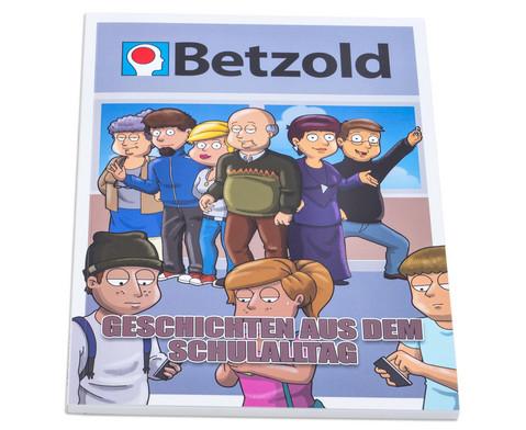 Betzold Cartoon-Buch Schule