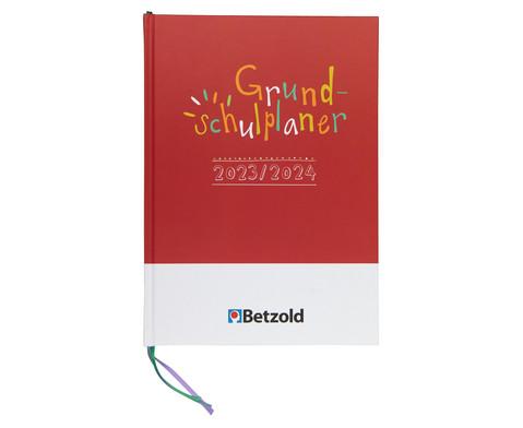 Betzold Design-Grundschulplaner 2019-2020 Hardcover