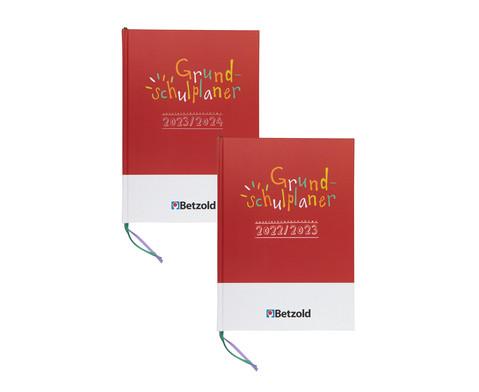 Betzold Design-Volksschulplaner 2020-2021 Hardcover