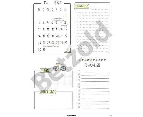Betzold Design-Schulplaner 2019-2020 Ringbuch DIN A4-17
