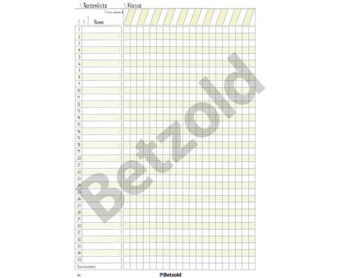 Betzold Design-Schulplaner 2019-2020 Ringbuch DIN A4-22