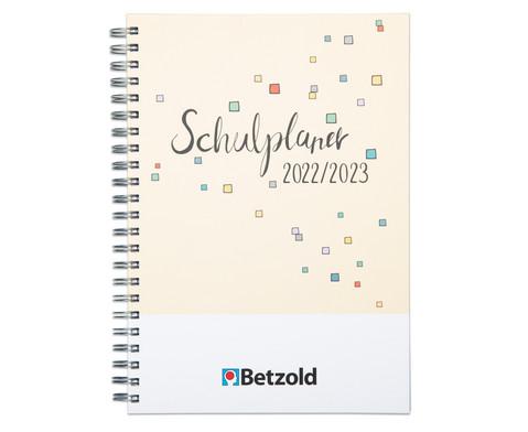 Betzold Design-Schulplaner 2020-2021 Ringbuch DIN A4 plus
