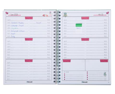 Betzold Design Kita-Planer Ringbuch DIN A4 Plus-5