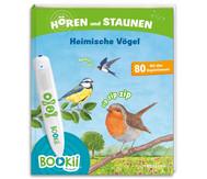 BOOKii Hören und Staunen. Heimische Vögel
