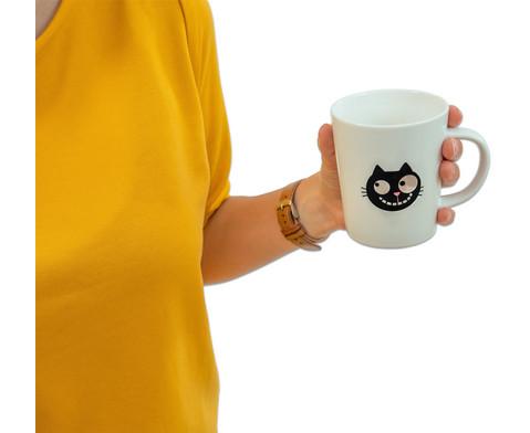 Ed the Cat - Hot Cat Tasse-5