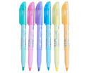 FriXion light soft Pastell 6er Set-2