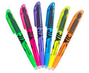 Textmarker FriXion Light 6er-Set-1