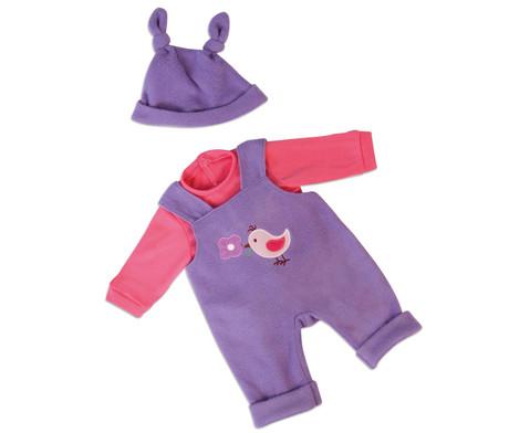 Puppenkleidung Latzhose