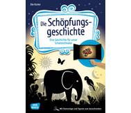 Die Schöpfungsgeschichte - Schattentheater-Set