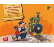 Bildkarten: Jim Knopf und Lukas der Lokomotivführer machen einen Ausfl