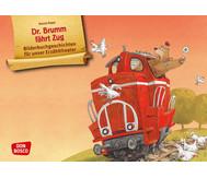 Bildkarten: Dr. Brumm fährt Zug