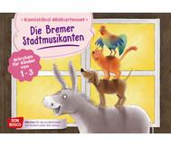 Bildkarten U3: Die Bremer Stadtmusikanten