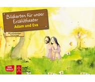 Bildkarten: Adam und Eva