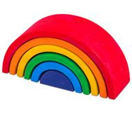 Regenbogen, klein