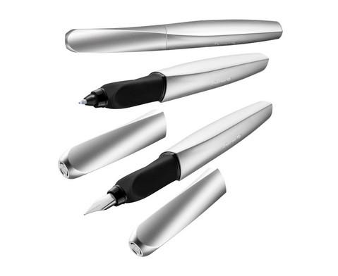 Pelikan Twist Schreibgeraete Silber