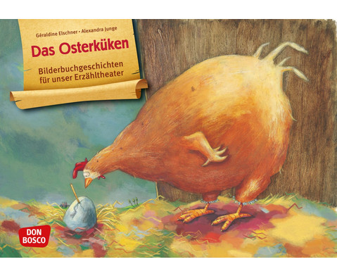 Bildkarten Das Osterkueken