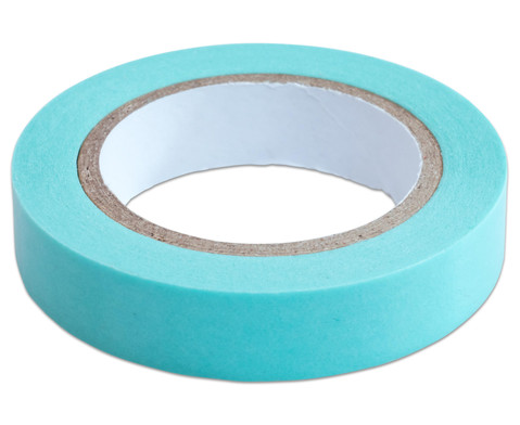 Washi Tape Set aus 5 Rollen Uni Pastell-10