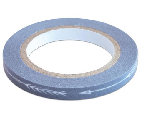 Washi Tape aus 4 Rollen Geometrisch-6