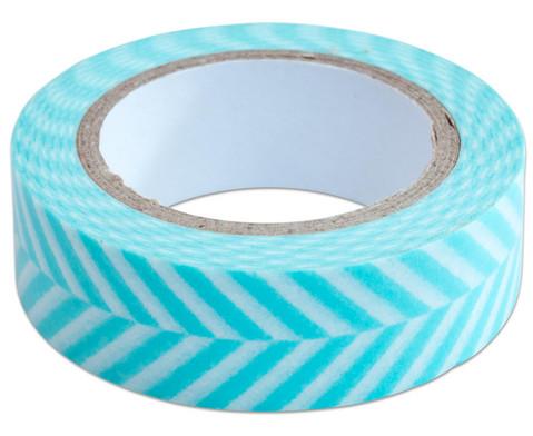 Washi Tape aus 4 Rollen Geometrisch-8