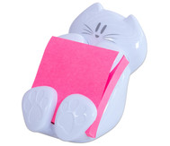 Spender für Super Sticky Z-Notes – Katze