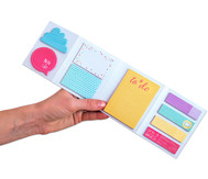 Sticky Notes Büchlein – happy me