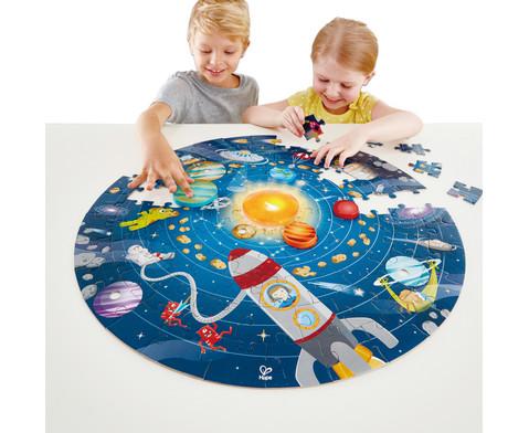 Puzzle Sonnensystem