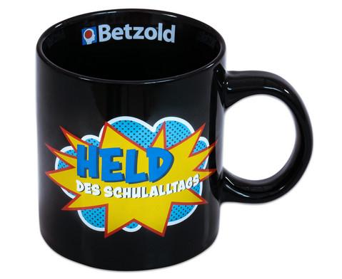 Betzold Tasse Held des Schulalltags