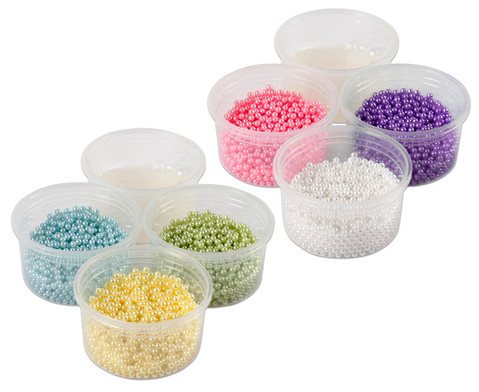 Pearl Clay 3x25g verschiedene Farben