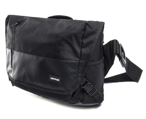 CRUMPLER Messenger Workbag L schwarz