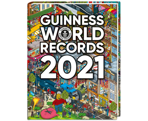 Ravensburger Guinnes World Records 2021