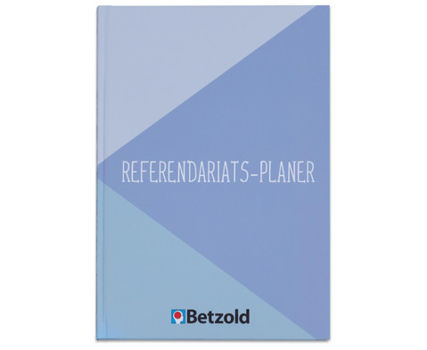 Betzold Referendariats-Planer DIN A4 plus
