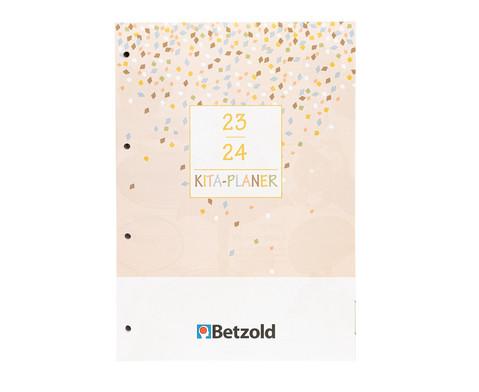 Betzold Kita-Planer 2021-2022 Loseblattsammlung