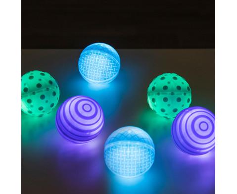 Sinnes-Leuchtkugeln