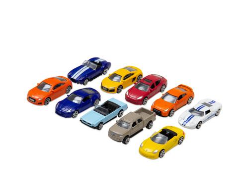 Modellautos 10 Stueck 164