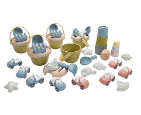 tiny TINY Krippen-Sandset aus Biokunststoff 43-teilig