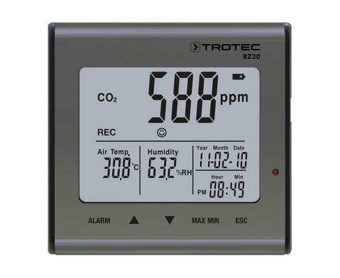 TROTEC CO2-Messgeraet BZ30