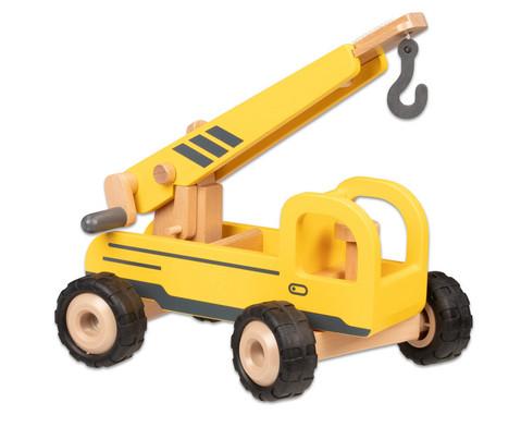 Holzfahrzeug Kranwagen