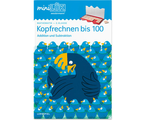 miniLUEK Kopfrechnen bis 100 Mathematik 2 Klasse