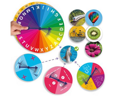 Hoeren und Zuordnen - Phonologisches Roulette