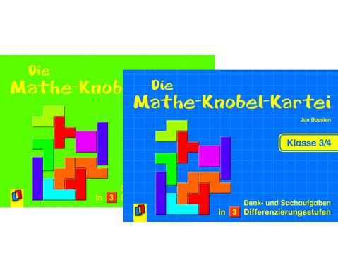 Die Mathe-Knobelkartei